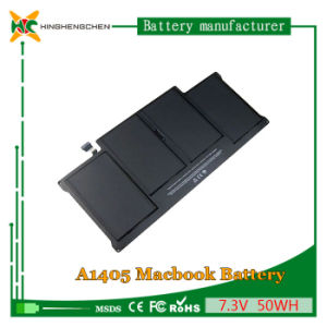 7.3V 50wh Original Battery for Apple MacBook Air A1377 A1369 A1405 A1496 A1466 pictures & photos