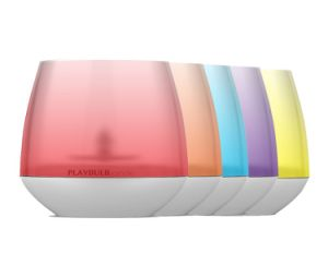 LED Smart Bluetooth Candle Controlled by Mobile Phone Electronic Candle