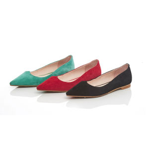 Round Toe Sexy Women Flats Lady Shoes