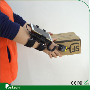 Professional Warehouse Wireless Barcode Scanner with 2m Memory pictures & photos