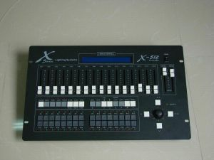 DMX 512b Lighting Console