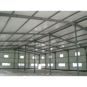 EPS Sandwich Panel Moable House Warehouse pictures & photos
