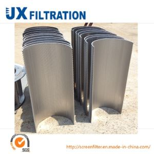 Sieve Bend Screen with Vertical Flow Driection pictures & photos