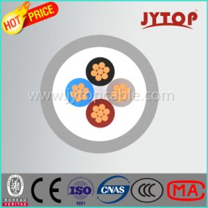 PVC Cable 4X4 Copper PVC Insulated Flexible Cable pictures & photos