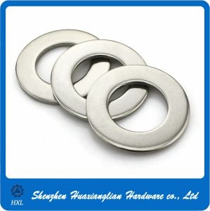 Stainless Steel DIN7989 /DIN125 Flat Plain Washer pictures & photos