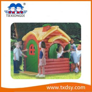 Indoor/Outdoor Garden Plastic Kids Playhouse (TXD16-PT005-2) pictures & photos