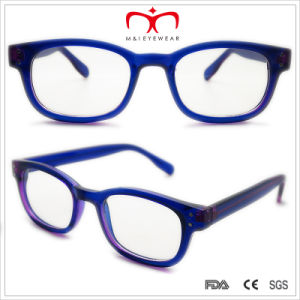Unisex Acetate Reading Glasses with Metal Inside (WRP508320) pictures & photos