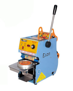 Commercial Use Restaurants 300W Cup Sealing Machine pictures & photos