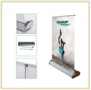 Desktop Roll up Banner Stand Table Stand pictures & photos