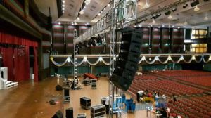 Outdoor LED Display Screen Truss Support pictures & photos