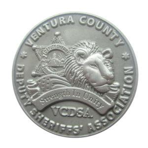 Creative Antique Silver Vcdsa Souvenir Coin