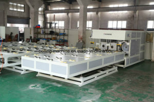 Online Full Automatic Belling Machine for PVC Pipe Socket (SGK250) pictures & photos