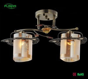 High Quality Glass Ceiling Gold Chandelier Lighting pictures & photos
