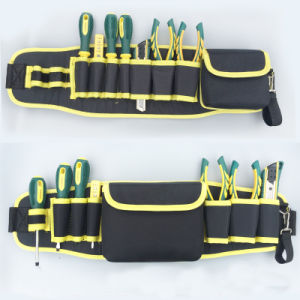 High Quality Tool Kits Bag with Many Pocets pictures & photos