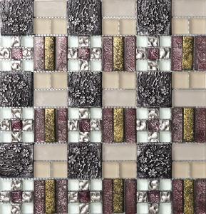 Ceramic & Metal Mosaic (MR007) pictures & photos