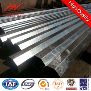 Best Quality Transmission Steel Pole pictures & photos
