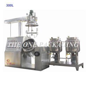 300L Vacuum Emulsifying Mixer-Vacuum Blender-Vacuum Homogenizer Mixer pictures & photos