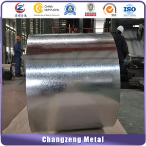 China Supplier Zero Spangle Hot Dipped Gi Steel Coils (CZ-G18) pictures & photos