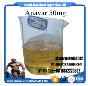 Anabolic Steroid Oxymetholone Anadrol Labels for Fitness Supplement pictures & photos