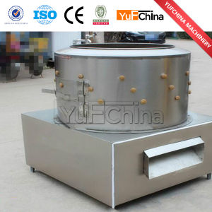 Poultry Plucking Machine for Chicken Goose Rabbit pictures & photos