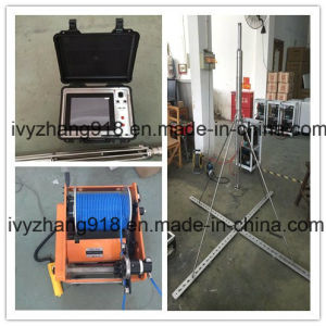 Digital Pile Caliper Detecting System for Borehole Concrete Pile Diameter Measuring Equipment pictures & photos