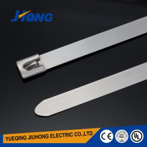 UL Certificate Factory Self-Locking Ss Cable Ties pictures & photos