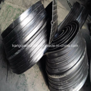 400*8mm Steel Edge Rubber Water Stop pictures & photos