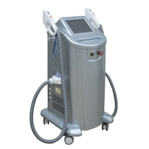 FDA Tga Medical Ce Approval IPL Shr Hair Removal and Skin Rejuvenation Machine pictures & photos