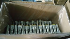 Metric Female 24 Deg Cone Seal Hydraulic Hose Fittings / Pipe Fitting (20411) pictures & photos