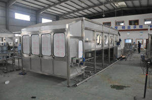 600b/h 5 Gallon Bottled Water Manufacturing Equipment pictures & photos