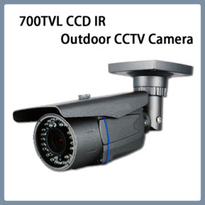 700tvl Waterproof Zoom IR CCTV Bullet Security CCD Camera pictures & photos