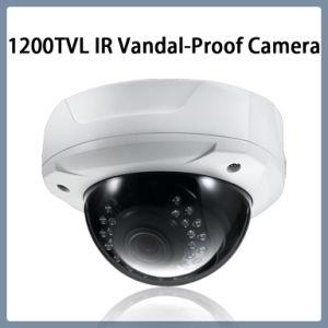 1200tvl IR Vandalproof Varifocal Lens CCTV Dome Security Camera (D21) pictures & photos