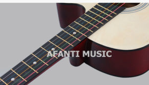 """Afanti OEM Basswood 38"""" Acoustic Guitar (AAG-125) pictures & photos"""