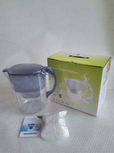 Water Pitcher with Alkaline Filter Made in China pictures & photos
