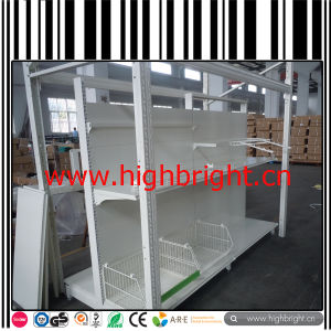 Australia Style Supermarket Heavy Duty Outrigger Shelving pictures & photos