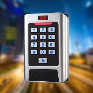 New Standalone Metal Keypad 2 Relays Access Control (CC2EH) pictures & photos