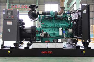 50kVA/40kw Cummins Open Type Diesel Generator Set with Ce/ISO pictures & photos