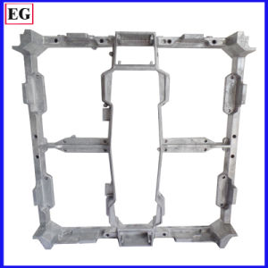 LED Lighting Aluminum Display Screen Holder 1250 Ton Die Casting pictures & photos