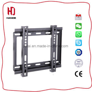 Standard Fixed TV Wall Mount Fit for 12-42′′ pictures & photos