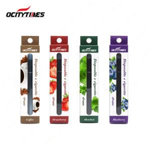 Ocitytimes Wholesale Cbd Oil / E Liquid 500puffs Disposable E Cig pictures & photos