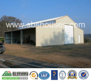 Customized Steel Structural Steel Frame Workshop pictures & photos
