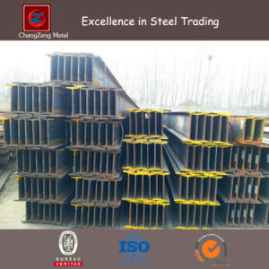 Hot Rolled Steel Structure Ipe Hea Heb H Beam (CZ-H12) pictures & photos