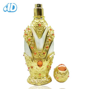 Ad-P442 Arabic Special Design Glass Perfume Bottle 60ml pictures & photos