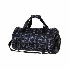 Unisex Fashion Luggage Travel Casual Printing Duffle Bag pictures & photos