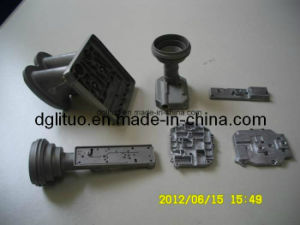 High Quality Aluminum Die Casting for Satellite Communication Parts pictures & photos