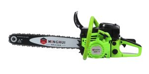 Ce and EUR2 Approval High Quality 52cc Gasoline Chainsaw pictures & photos