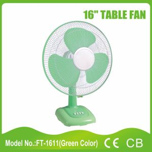 Hot-Sales Good Quality Table Fan with CB Ce Approval (FT-1611) pictures & photos