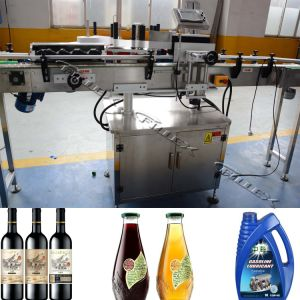 All Kinds of Bottle Horizonta Llabeling Machine pictures & photos