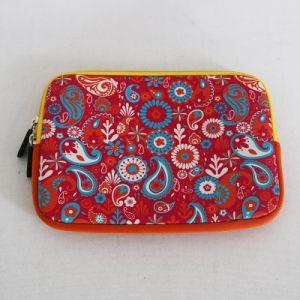 PU Zipper Neoprene Computer Laptop Tablet Sleeve iPad Cover Bag pictures & photos