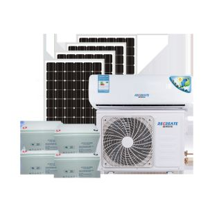 DC96V off-Grid Solar Inverter Air Conditioner RC-96V-24DC/Fb pictures & photos